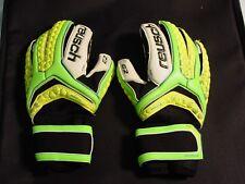 Pre owned Reusch Soccer Goalie Gloves PULSE Pro Duo G2 Adult SZ 8 BB50