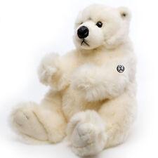 Eisbär KNUT 40 cm Plüschtier Schlenkertier Kuscheltier Polarbär Teddy