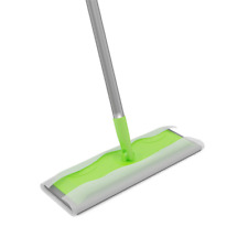 The Dustpan and Brush Store Floor Duster Cleaning MOP - Green