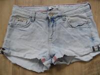PIMKIE coole Jeans Shorts blau Gr. 36? TOP KSo518