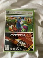 Viva Pinata & Forza Motorsport 2: 2 Game Bundle (Xbox 360) *VERY GOOD CONDITION*