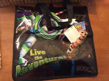Disney Pixar Toy Story Live The Adventure Reusable Bag Toys Grocery MWT