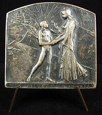 Médaille au Docteur Paul Cousin Exposition universelle de 1893 Oscar Roty medal