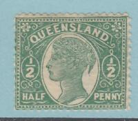 QUEENSLAND 101 MINT  HINGED OG * NO FAULTS VERY FINE !