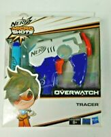 Nerf Microshots Overwatch 01 Tracer Overwatch Official Licensed Nuovo
