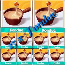 25 x Fondue Coin Master Card (fast Delivery) Uk and worldwide