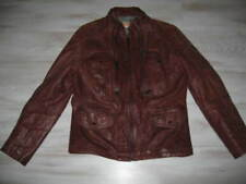 HUGO BOSS Herrenjacken & -mäntel aus Leder in normaler Größe