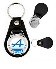 voiture PORTE CLES LOGO AUTOMOBILE NEW ALPINE