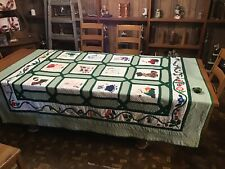 Vintage Quilt...Holly Hobby Pattern