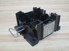 Fuji Electric SC-2N Contactor 4NC1Q0 35 Amp Starter Base - Used