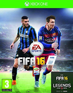 Fifa 16 GAME NEW