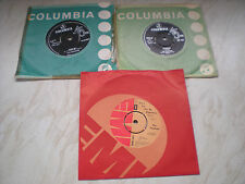 3 Original Singles By THE SHADOWS 2 From The 1960's- 1 From The 1970's