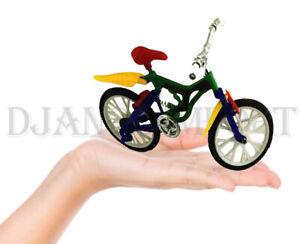 cNew Reto Mini Bicycle Bike Finger Wheel Toy Mini Bicycle Kids BMX Toy Gift UK
