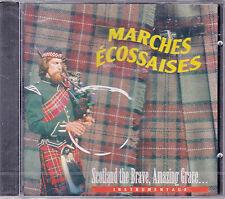 CD 16 TITRES INSTRUMENTAUX MARCHES ÉCOSSAISES DE 1999 NEUF SCELLE