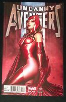 Uncanny Avengers #1 Marvel Comics Adi Granov 1:75 Variant NM