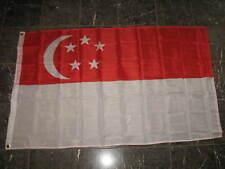 3x5 Singapore Southeast Asian Republic Flag 3'x5' Banner Brass Grommets