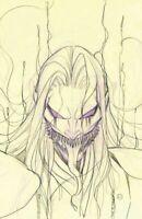 PREORDER Venom 27 Peach Momoko Sketch Virgin Variant Edition MINT