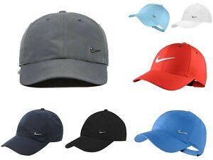 Nike Metal Swoosh Cap Junior boys Baseball Adjustable Running  new color CAMO