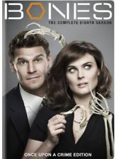 Bones, The Bones - Bones: The Complete Eighth Season [New DVD] Boxed Set, Dolby,