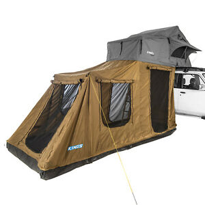 Adventure Kings Tourer Roof Top Tent 6 Person Annex ONLY Fully Waterproof