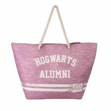 Harry Potter Hogwarts Alumni Beach Tote Bag - Travel Pink Ladies Womens School