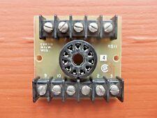 Curtis RS11 Relay Base Socket 11-Pin