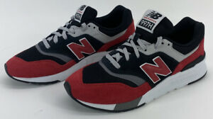 New Balance NB 997H Mens Size 8 D Athletic Sneakers Lifestyle Shoes Red/Black