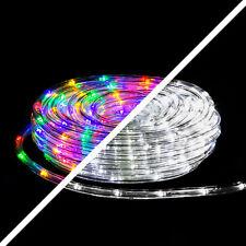 (2,00 €/ 1m) 20m LED Light Strip Multicolour and White Switchable 360 8 Progr