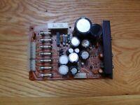 Marantz 2500 Main Power Card #YG2219003-2 board