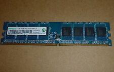 Ramaxel 1GB DDR2-800Mhz PC2 6400 P/N: RML1520EC48D7W-800 NON ECC DESKTOP RAM