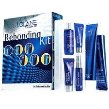 Lolane Rebonding Kit - Straight System Permanent Hair Cream Straightening 1 set