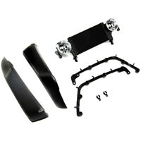 Axial Racing 230020 Radiator & Front Fenders Jeep JLU: SCX10III