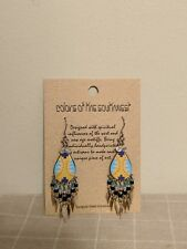 Colors of the Southwest Pierced Earrings Fashion Jewelry