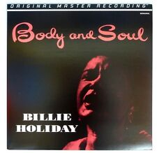 BILLIE HOLIDAY body and soul MFSL 1 247 LIMITED EDITION 1844 ORIGINAL MASTER top
