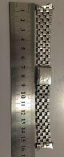 Rare Tissot Gay Freres mens Steel Bracelet 18mm