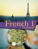 Title: FRENCH 1-STUDENT ACTIVITY MANU - Paperback By BJU Press - GOOD