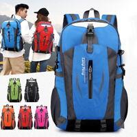 Waterproof Camping Hiking Backpack Outdoor Travel Luggage Rucksack Bag Sport