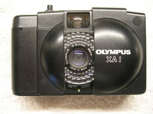 OLYMPUS XA-1 CAMERA