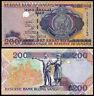 VANUATU 200 VATU 1995 P 8 UNC