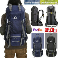 Free Knight 60L Camping Travel Rucksack Mountaineering Outdoor Backpack Hiking