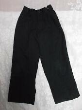 """Psw"" Boys Navy Blue School Trousers * Size 6."