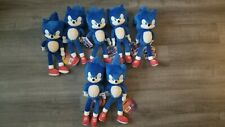 NEW SONIC the Hedgehog Movie, New Toy Factory Plush Doll SEGA for 2020, 15in