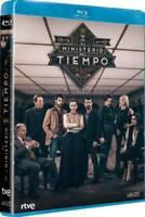 El Ministerio del Tiempo 2º  Segunda Temporada Blu-ray REGION LIBRE.A-B-C  (SMS)