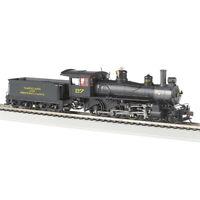 Bachmann 52204 Maryland & Pennsylvania #27 Baldwin 4-6-0 DCC Ready Locomotive HO
