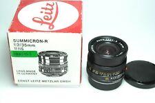 Leica Summicron-R 35mm F2 11115