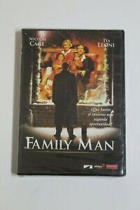 Family Man DVD Language Spanish E English, New IN Blister