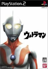 Used PS2 Ultraman Japan Import (Free Shipping)