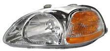 96 97 98 Civic Left Driver Headlight Headlamp Lamp Light
