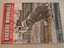 **a2 Seconde Guerre Mondiale 1939 1945 n°9 Bir Hakeim / conférence de Wannsee