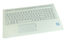 926858-001 74KA06Z0D7 HP TOP COVER WITH KEYBOARD PAVILION 15-CC (GRADE A)(BC15)